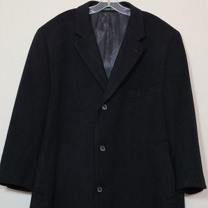 Lauren Ralph Lauren Mens Columbia Classic Fit Coat